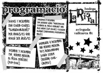 cartell riera 2 al 4 desembre 2011.JPG