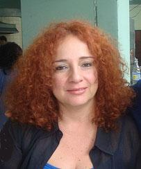 Entrevista a Lilia Solano integrante de la Comision de Derechos Humanos del Senado colombiano.JPG