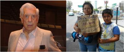 La opulencia del premio Nobel y la miseria del pueblo mexicano.PNG