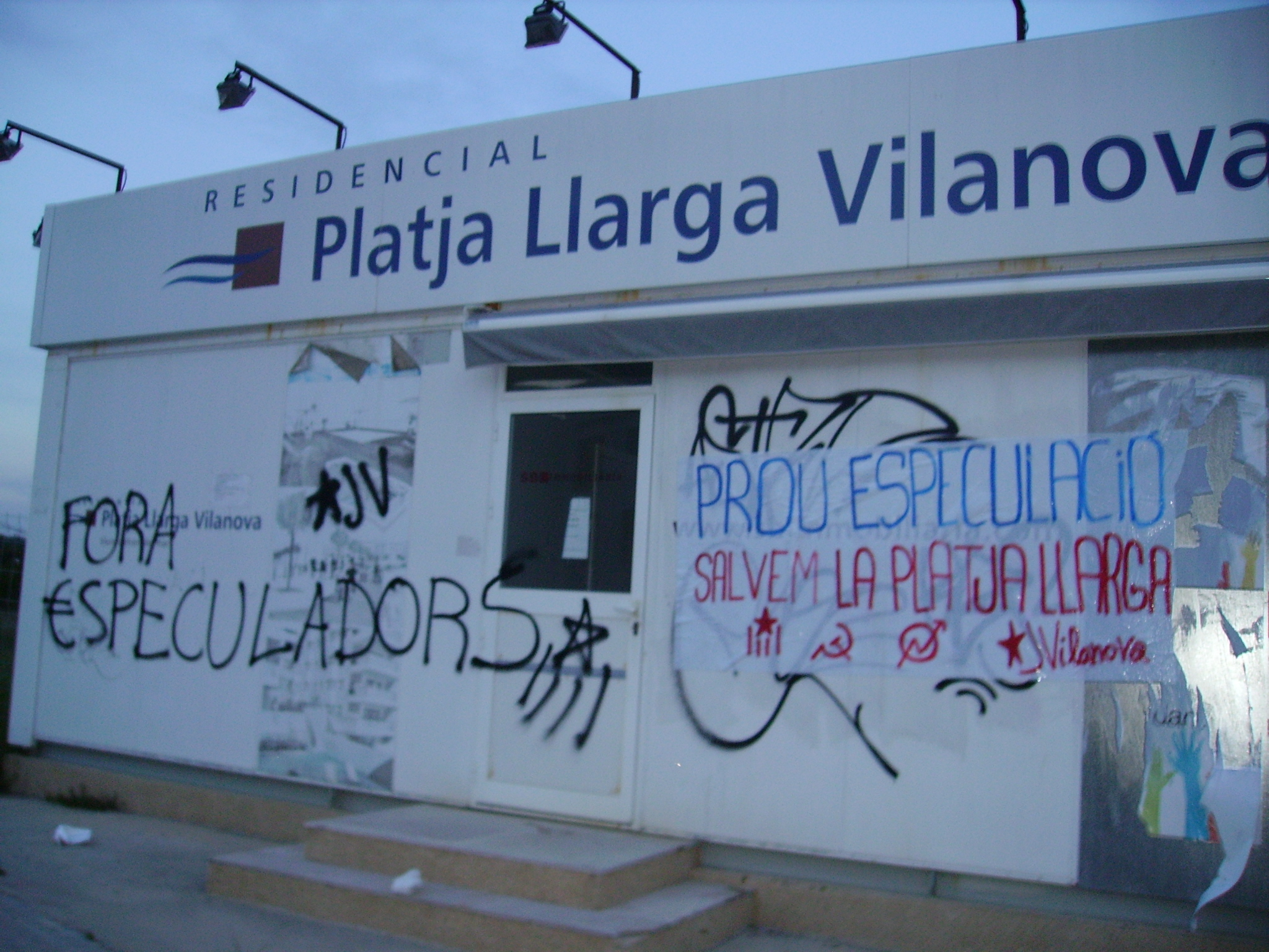 Est totfatal 4t dia les accions no s 39 aturen f rums for Oficina habitatge barcelona