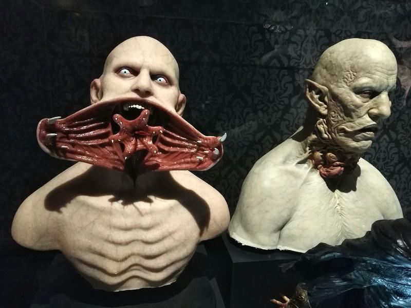Caníbal II. En Casa con mis Monstruos. Exposición de Guillermo del Toro en Guadalajara (México) Foto C. Urabá..jpg