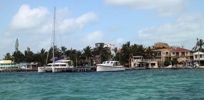 Key Caulker, caribe de Belice. Foto Carlos de Urabá.JPG