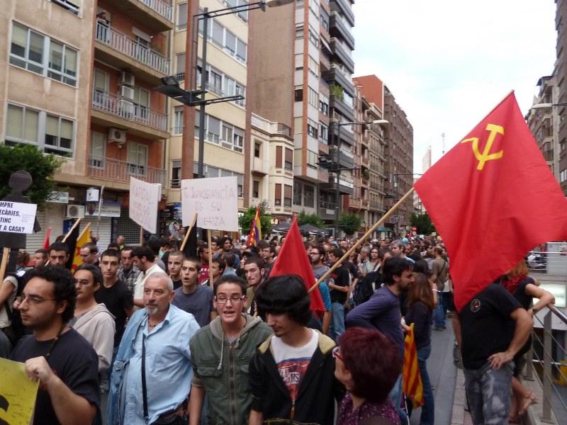 15-10-2011 Castelló de la Plana - Coordinadora Repartim Treball Riquesa (44).JPG