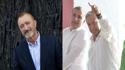 AMLO y Pérez Reverte.jpg