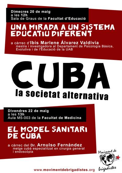 Cartell xerrada Cuba, la societat alternativa.jpg
