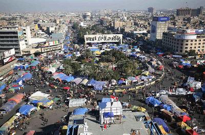 Plaza Tahrir de Bagdad R.jpg