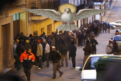 Cáritas, el ministerio de la pobrezaIII. Foto Carlos de Urabá..jpg