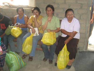 Madres de C.P. Santa Rosa Homenajeadas.JPG