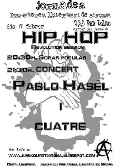 cartel jornadas pro-ateneu llibertari de Girona hip hop.JPG