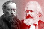 Correspondencia entre Pierre Joseph Proudhon y Karl Marx ElitealaSanjaBarbariealPoder.jpg