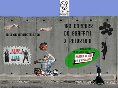 1r Concurs de Graffiti per Palestina.jpg