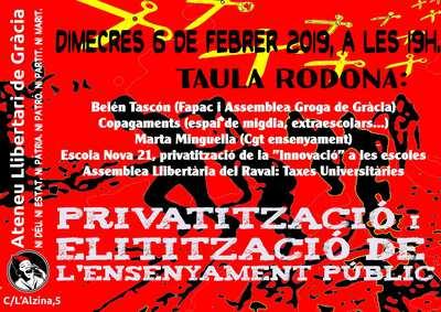 6-2-19 Privatització cartell.jpg