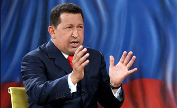 Chavez entrevistado en Venevision.jpg