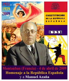 EN CASTELLANO - MONTAUBAN 4 ABRIL DE 2009 - CARTEL 78 ANIVERSARIO EN HOMENAJE A MANUEL AZAÑA.jpg