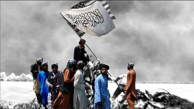 Victoria Talibán en Afganistán. Montaje Yuma B.B.JPG