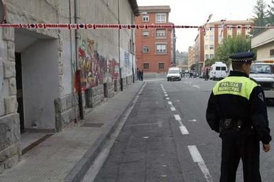 la policia municipal no falto a la cita.jpg