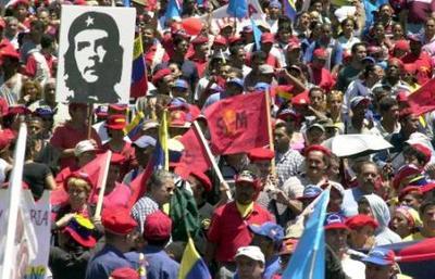 Chavistas Che.jpg