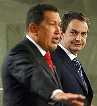 Venezuela Chavez con Zapatero en Moncloa.jpg