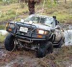 Las carreras de vehiculos 4x4 destruyen el medio ambiente.JPG