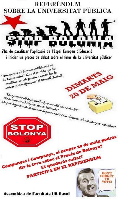 Stop Bolonya.JPG