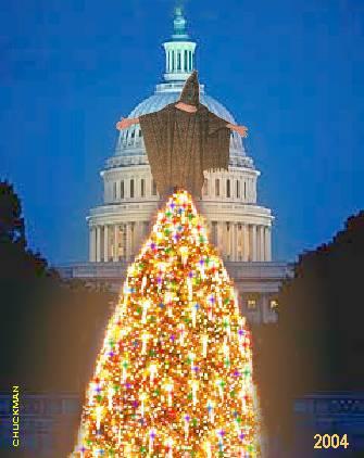 CHUCKMAN - CHRISTMAS - NATIONAL TREE 2004 - NO CAPTION.jpg