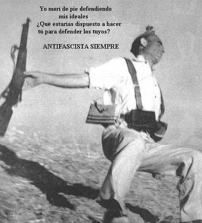 Robert Capa - Muerte de un republicano - defiende tus ideales.JPG