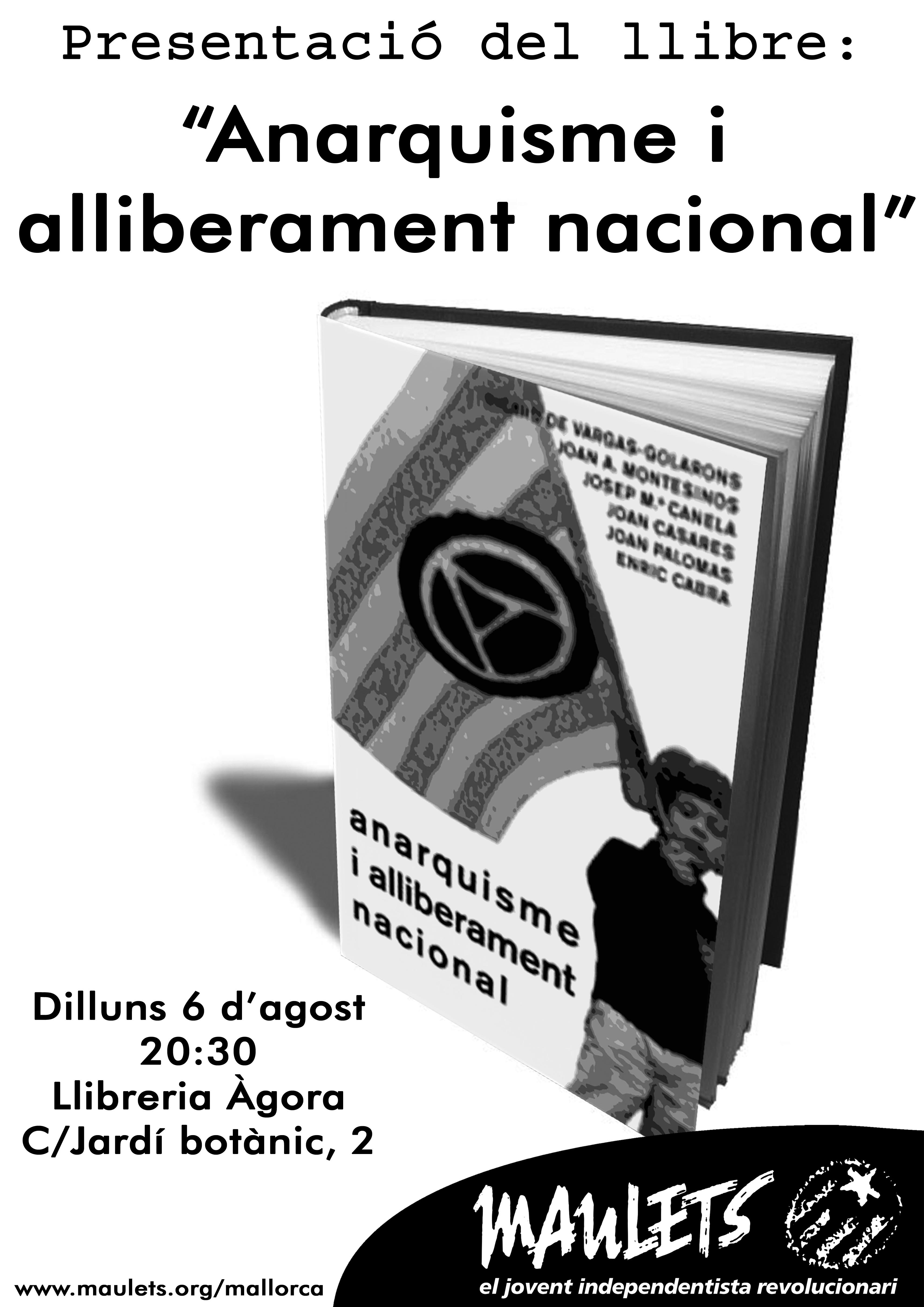 Anarquisme i alliberament nacional