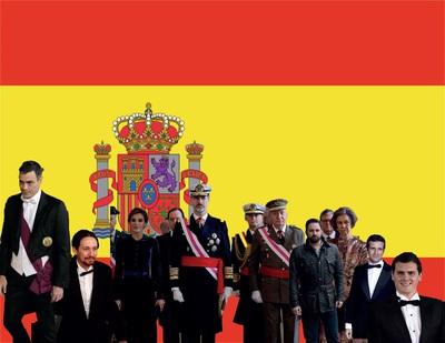 Felipe VI Gana las elecciones Generales del 28A. Montaje Carlos de Urabá. - copia.jpg