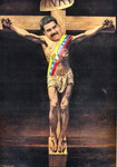 Crucificción de Maduro. Carlos de Urabá.jpg