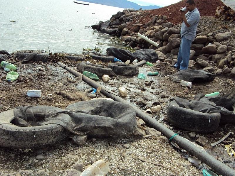 Contaminación cuenca Santiago-Lerma Chapala (México) K Foto Carlos de Urabá..JPG