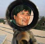 Denuncian intento de asesinato al presidente Evo Morales.JPG