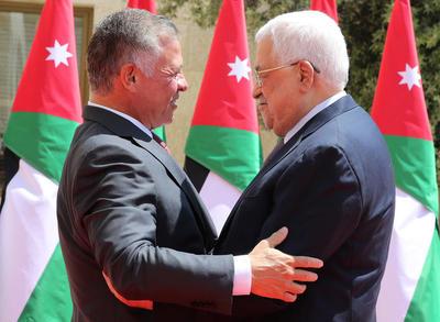 Abu Mazen y el Rey Abdalla II de Jordania.jpg