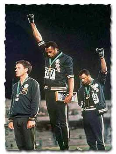 BLACK POWER. Protesta juegos olímpicos de México 1968.jpg
