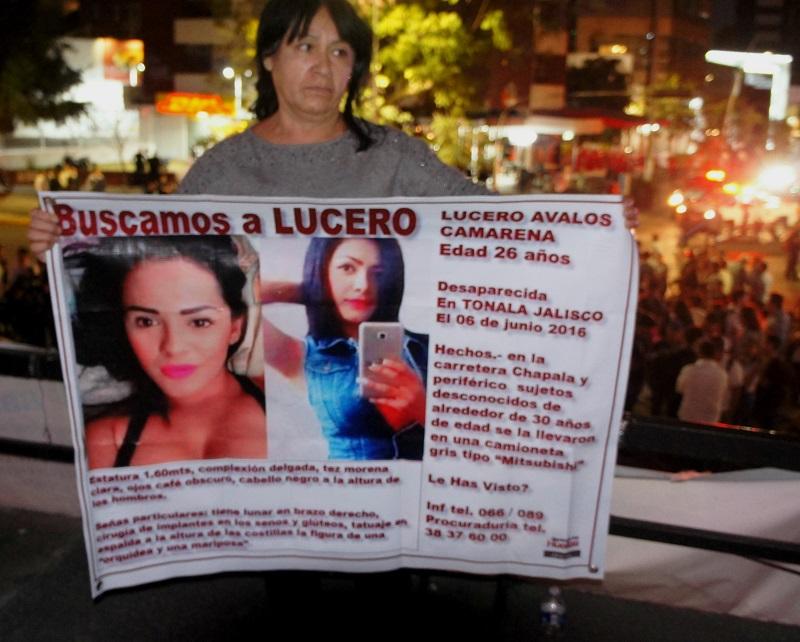 Victimas del feminicidio. Guadalajara (México) foto Carlos de Urabá.JPG