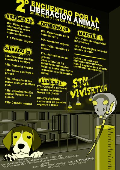 cartel segundo encuentro liberacion animal.jpg